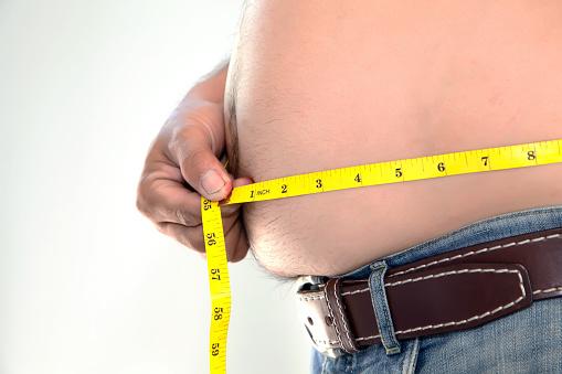 Tips mengecilkan perut Gendut
